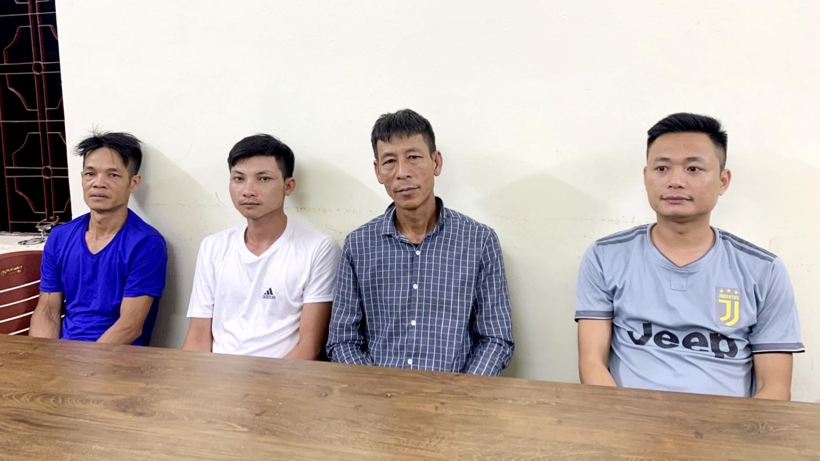 Khởi tố 5 đối tượng đưa người Trung Quốc nhập cảnh trái phép