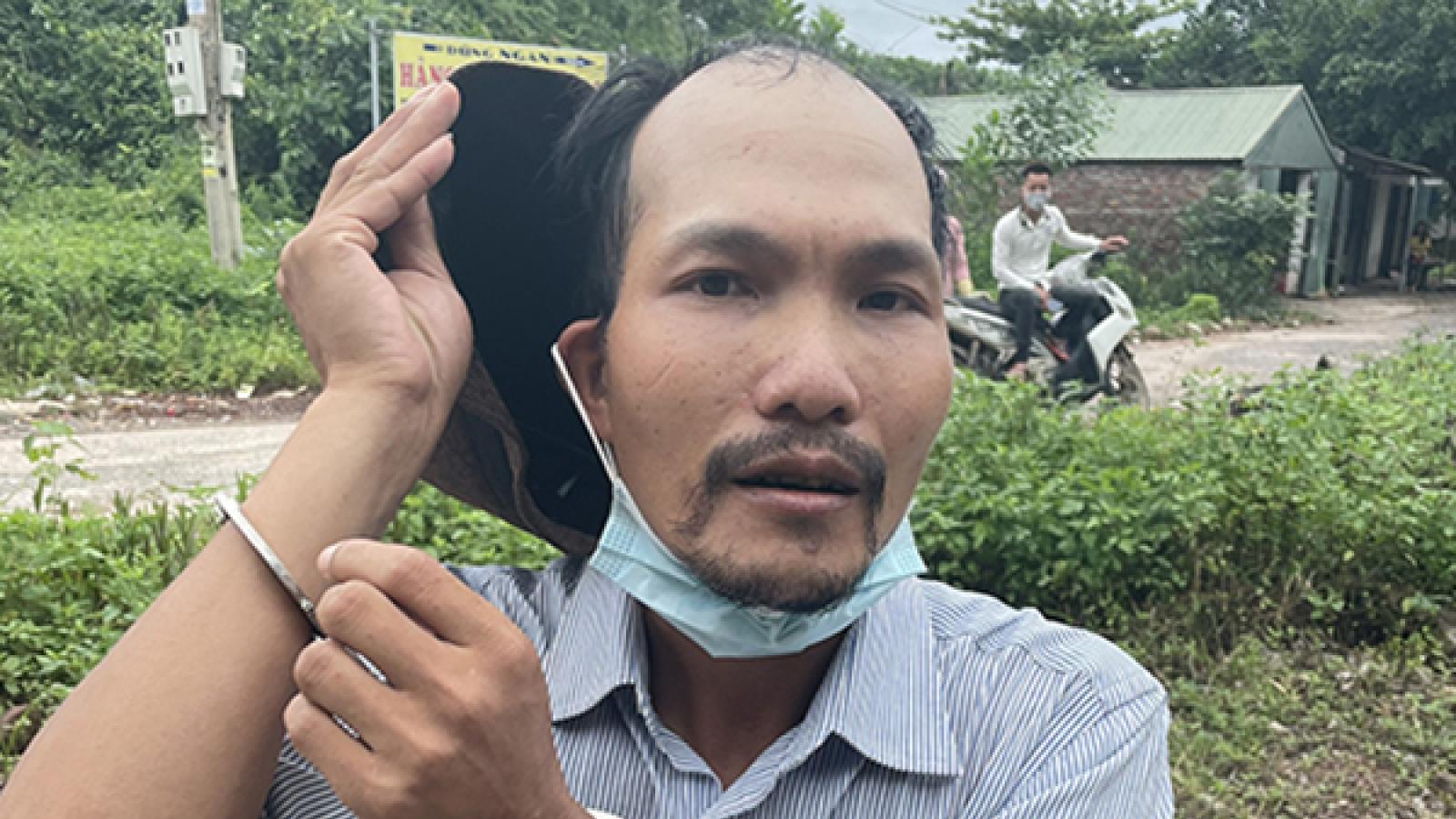 Bắt giữ 1 người Trung Quốc nhập cảnh trái phép