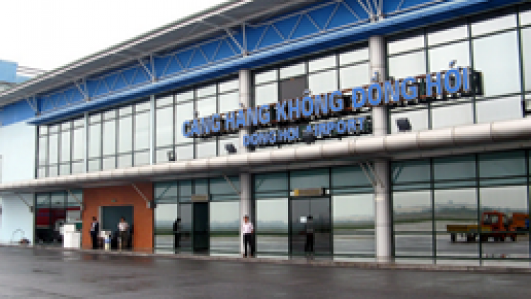 New terminal proposed for Dong Hoi Airport