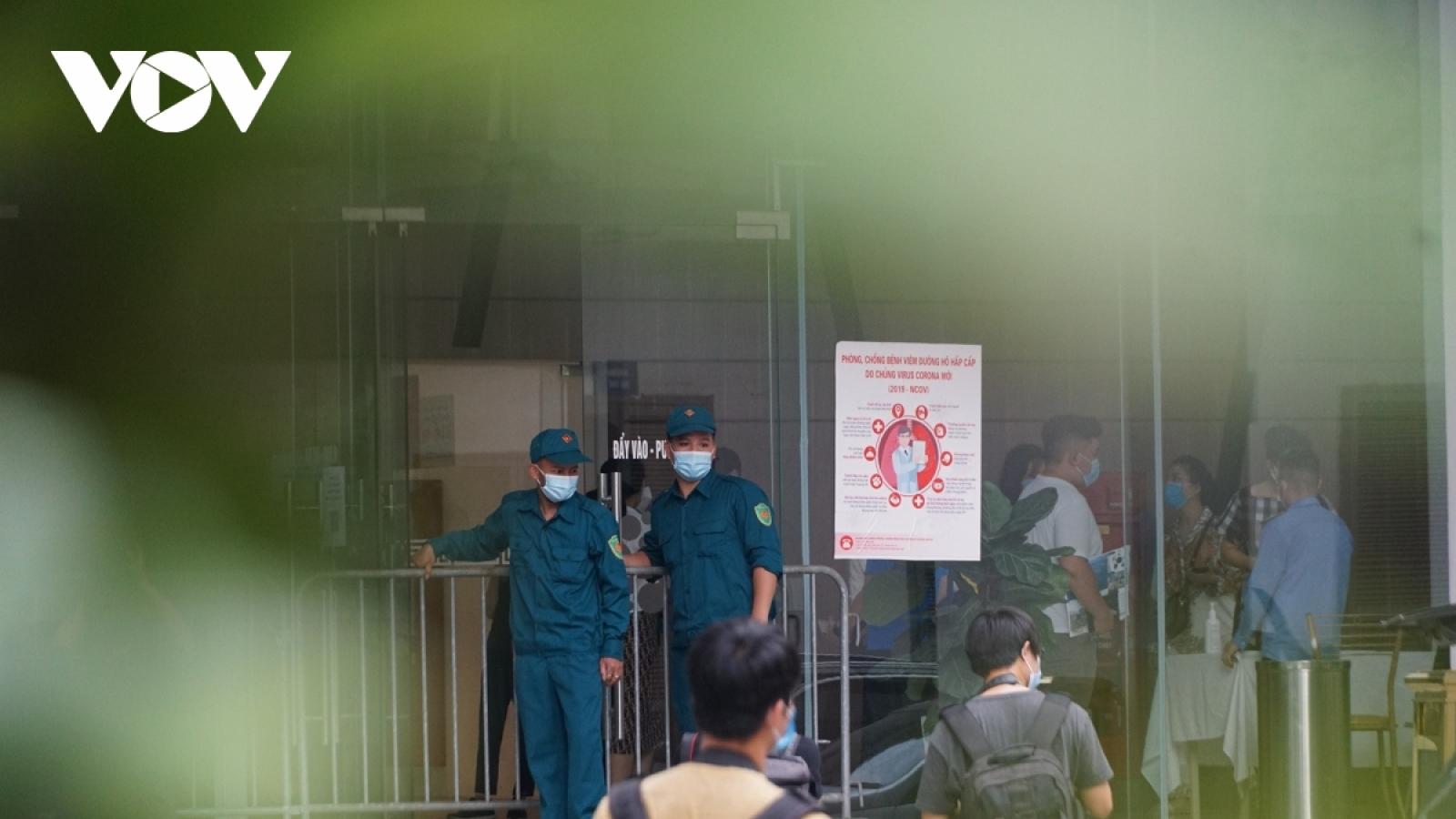 Chủ tịch Hà Nội yêu cầu làm rõ, xử lý nghiêm Giám đốc vi phạm quy định phòng chống dịch
