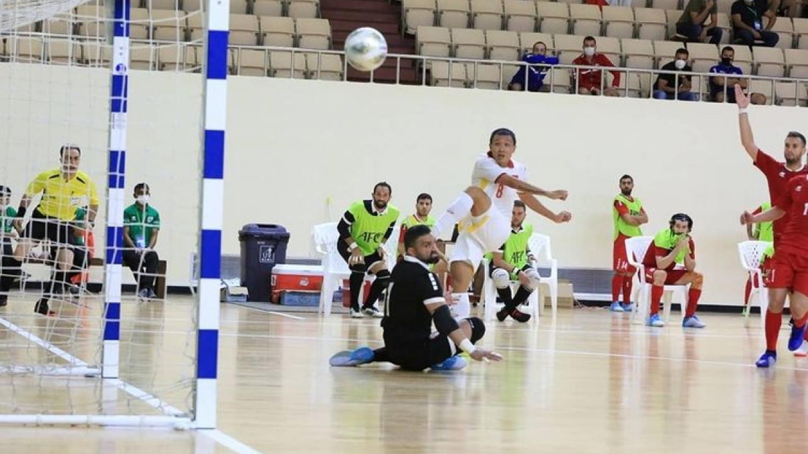 HLV Phạm Minh Giang tiết lộ chiến thuật giúp ĐT Futsal Việt Nam dự World Cup