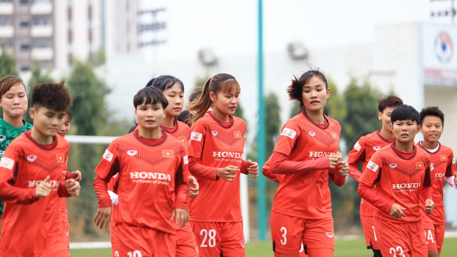 Bảng xếp hạng FIFA mới nhất: ĐT nữ Việt Nam bỏ xa ĐT nữ Thái Lan