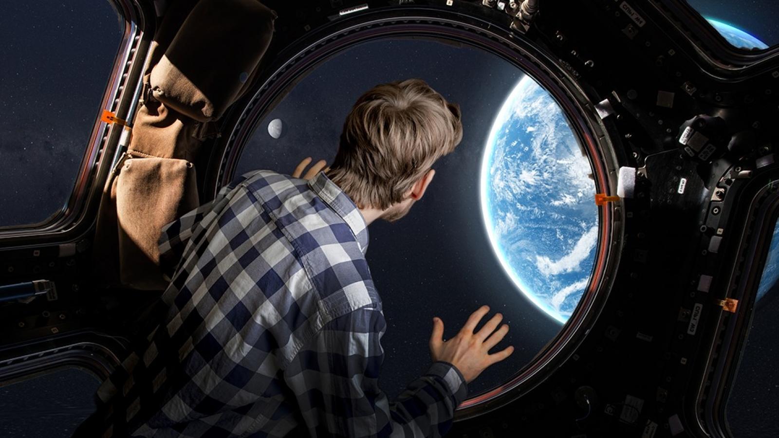 Công ty Blue Origin bắt đầu mở bán vé du lịch vũ trụ