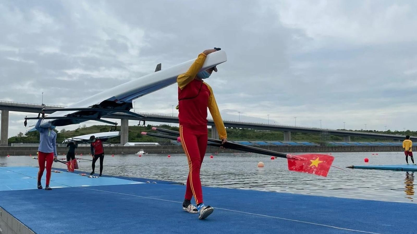 Rowing giúp Việt Nam có thêm vé dự Olympic Tokyo 2020