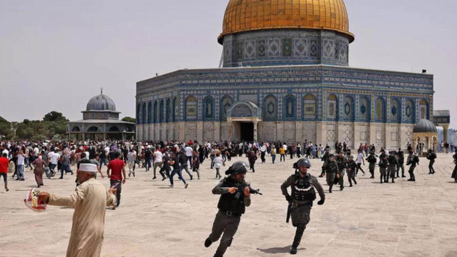 """Israel và Hamas đạt thỏa thuận ngừng bắn, """"chảo lửa"""" Trung Đông đã hạ nhiệt?"""