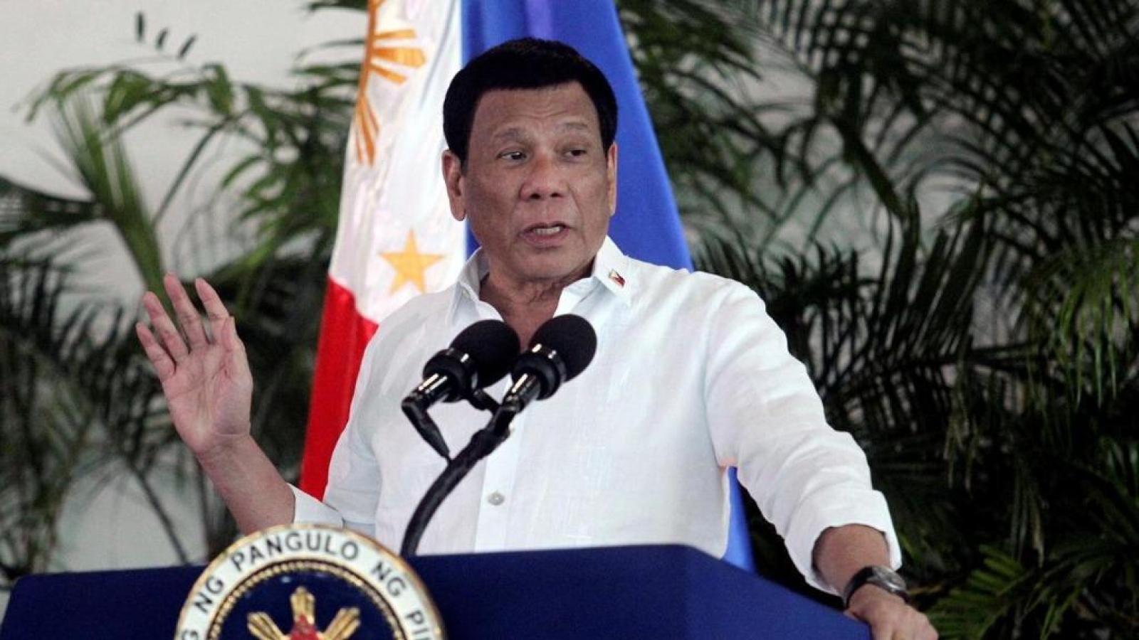 Tổng thống Philippines yêu cầu Trung Quốc nhận lại 1.000 liều vaccine Sinopharm