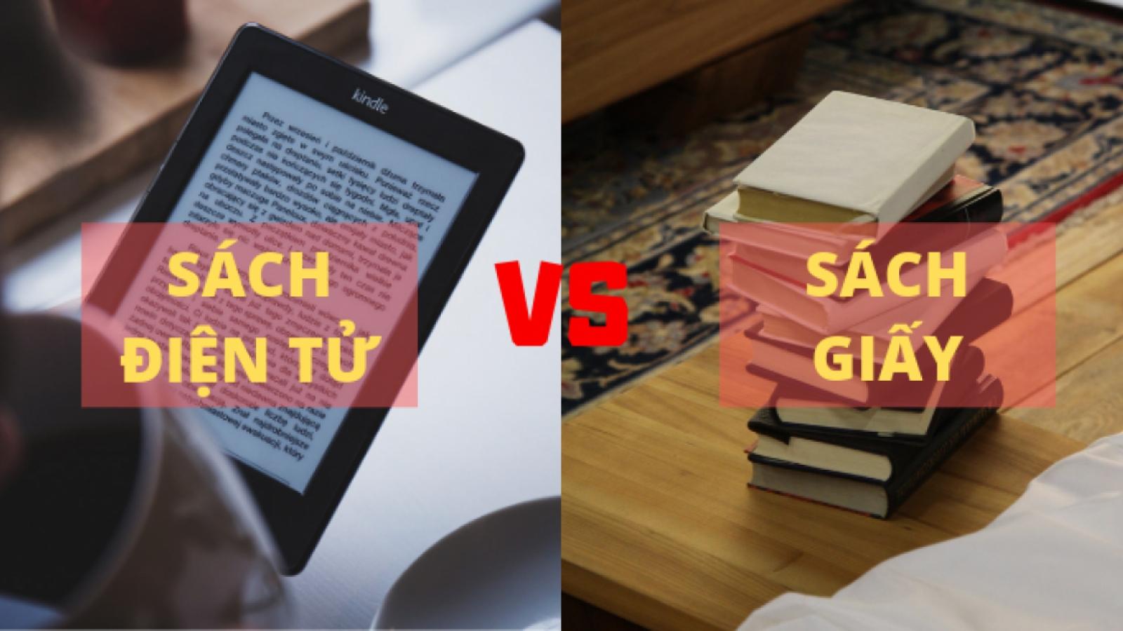 Sách điện tử (ebook): Vì sao độc giả kém mặn mà?