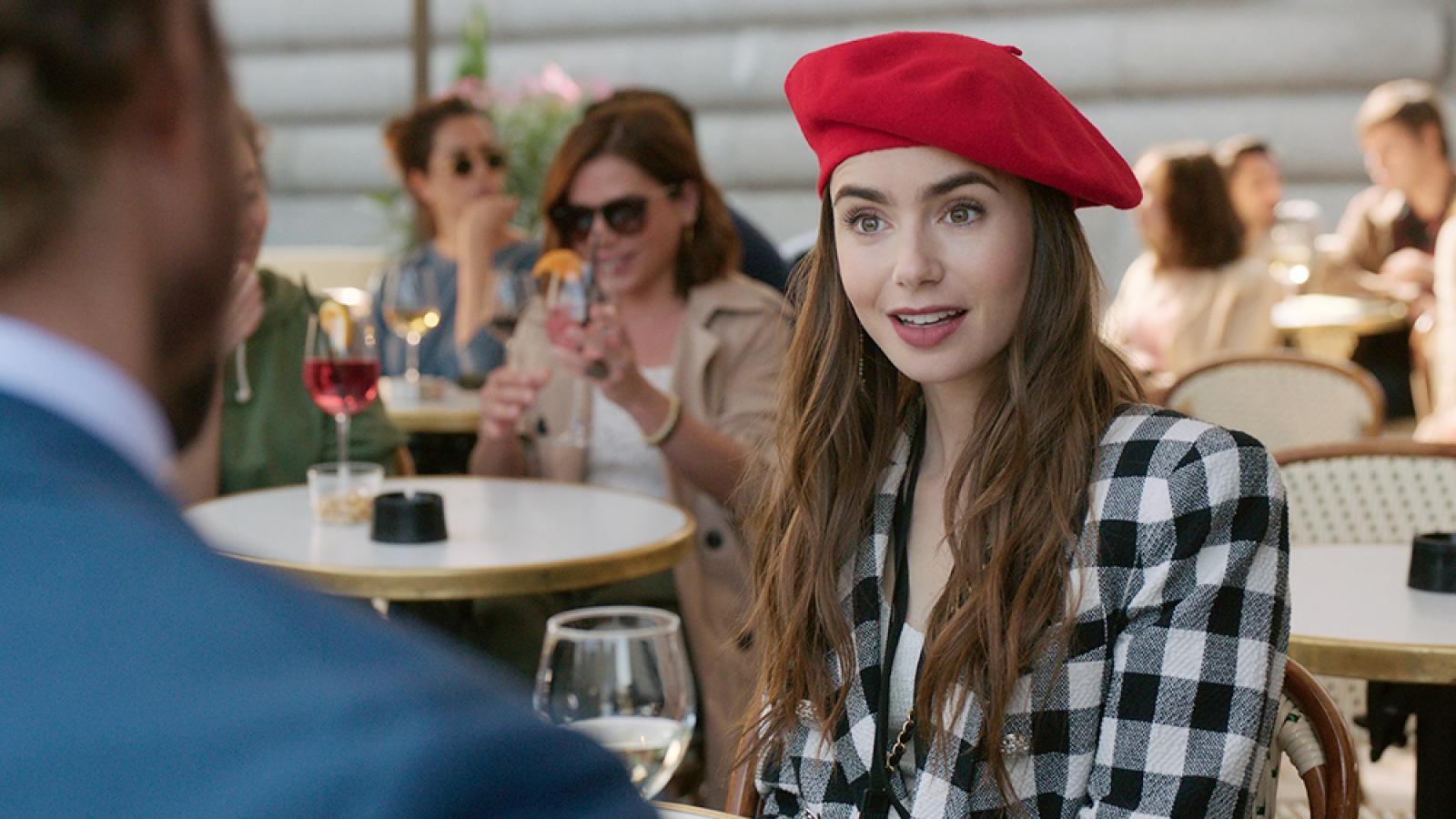"""Loạt phim truyền hình gây sốt """"Emily in Paris"""" khởi quay phần 2"""