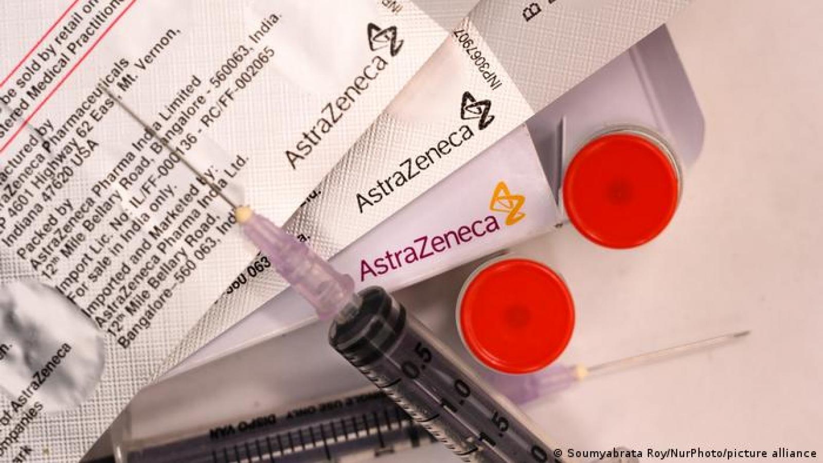EU yêu cầu AstraZeneca giao 120 triệu liều vaccine Covid-19 vào cuối tháng 6