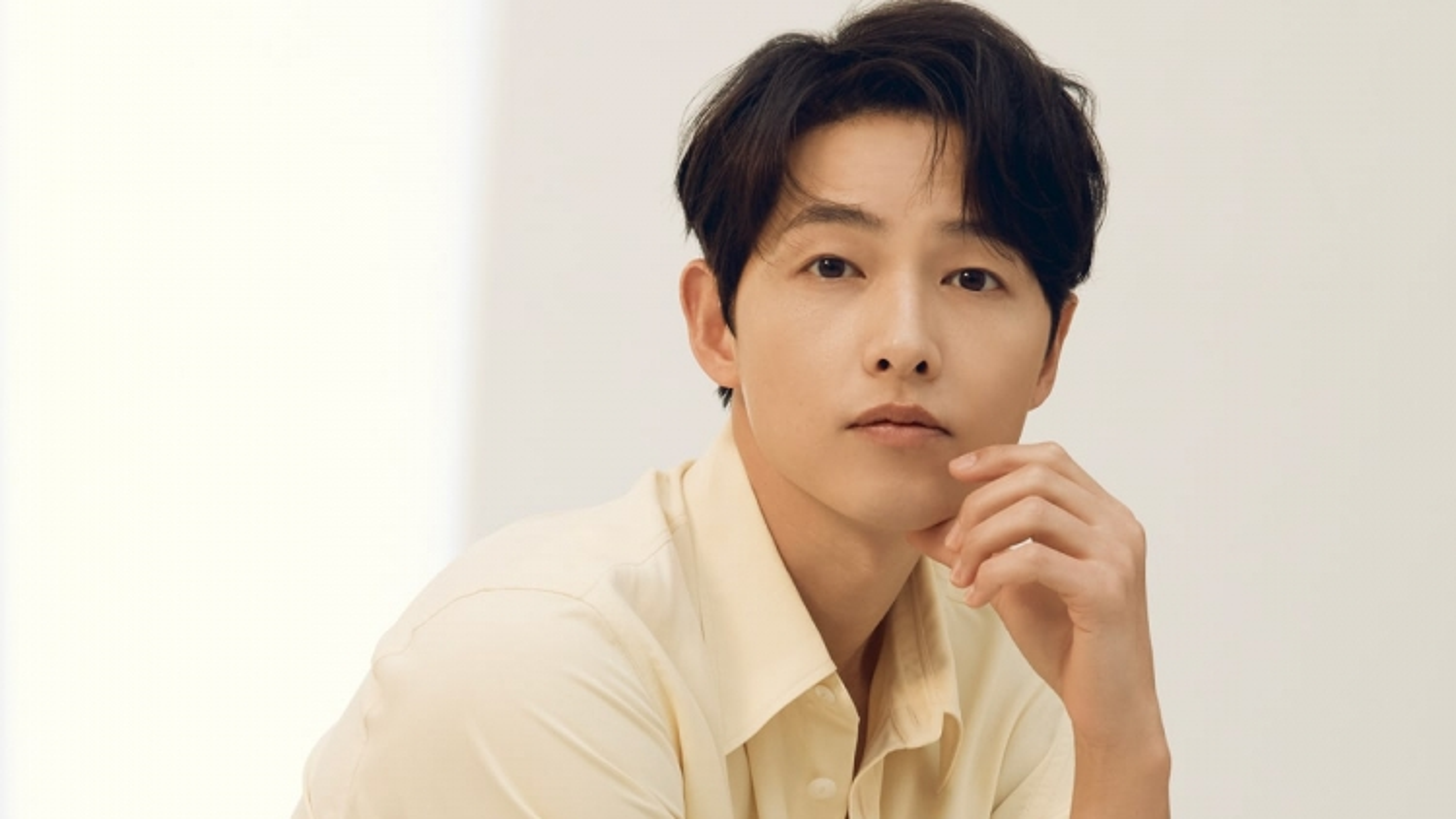 Song Joong Ki không tin mình là người có tài năng