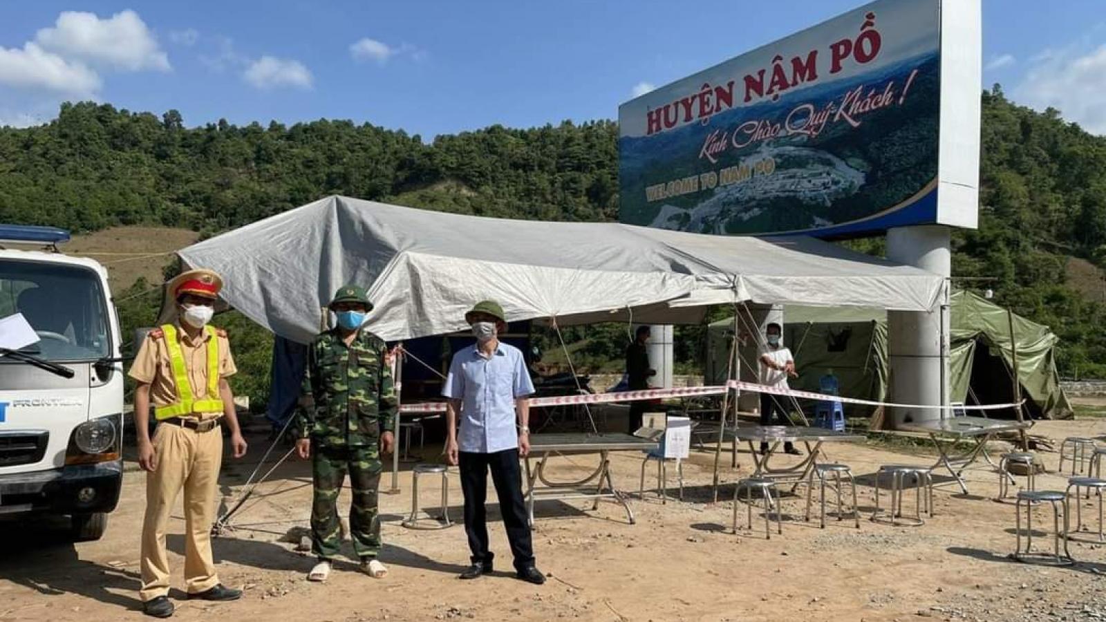 Một Hiệu trưởng ở Điện Biên bị đình chỉ công tác vì để xảy ra  dịch bệnh Covid-19
