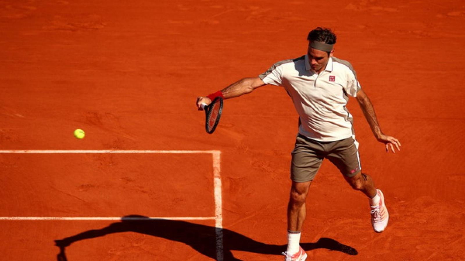 Federer trở lại ở giải đấu trên sân nhà