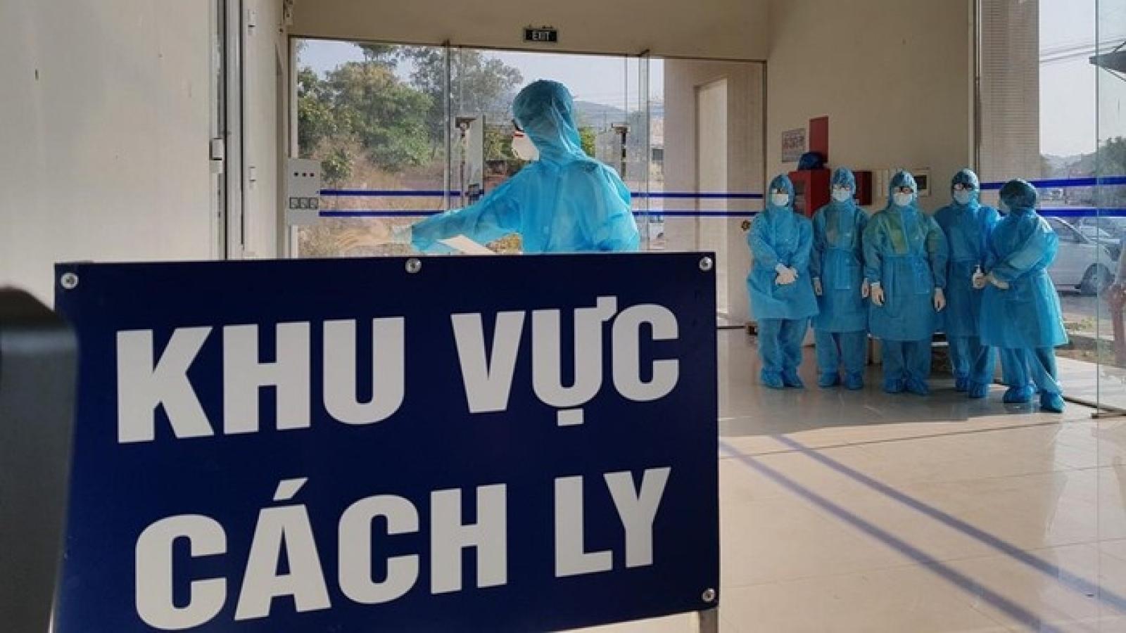 8 ca dương tính với virusSARS-CoV-2 tại Hà Nội trong sáng 8/5