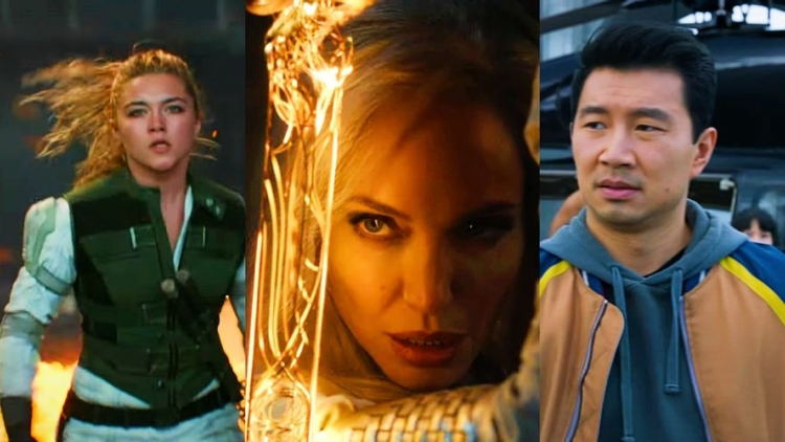 """Marvel """"nhá hàng"""" trailer giới thiệu loạt bom tấn mới """"Eternals"""", """"Black Panther 2"""",..."""