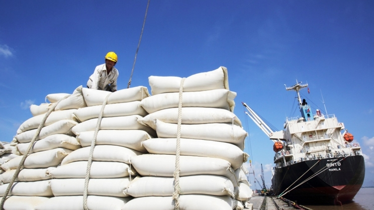 Proper trademark strategy in need to boost rice exports to UK