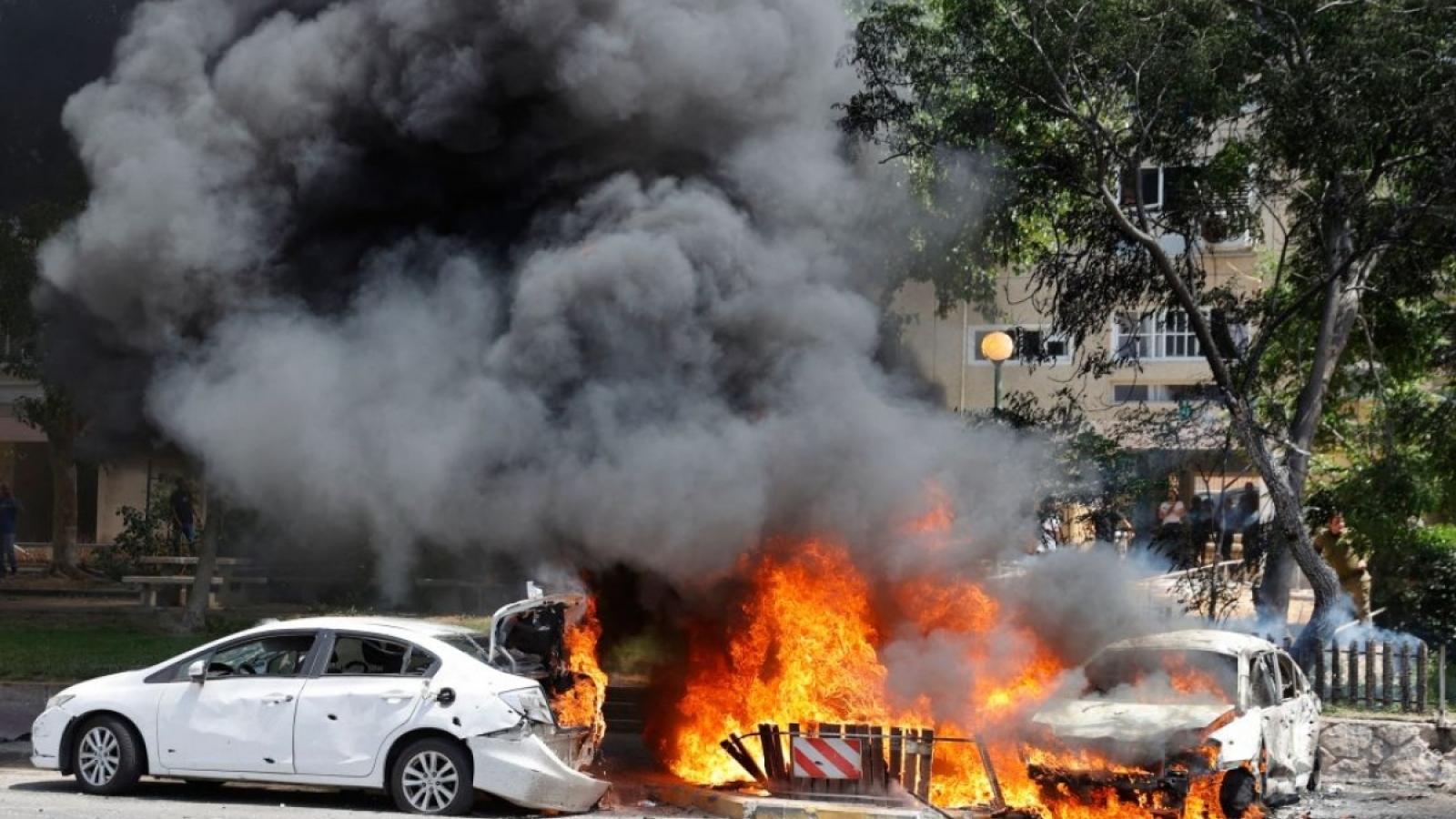 Việt Nam kêu gọi các bên liên quan ở Dải Gaza chấm dứt leo thang căng thẳng