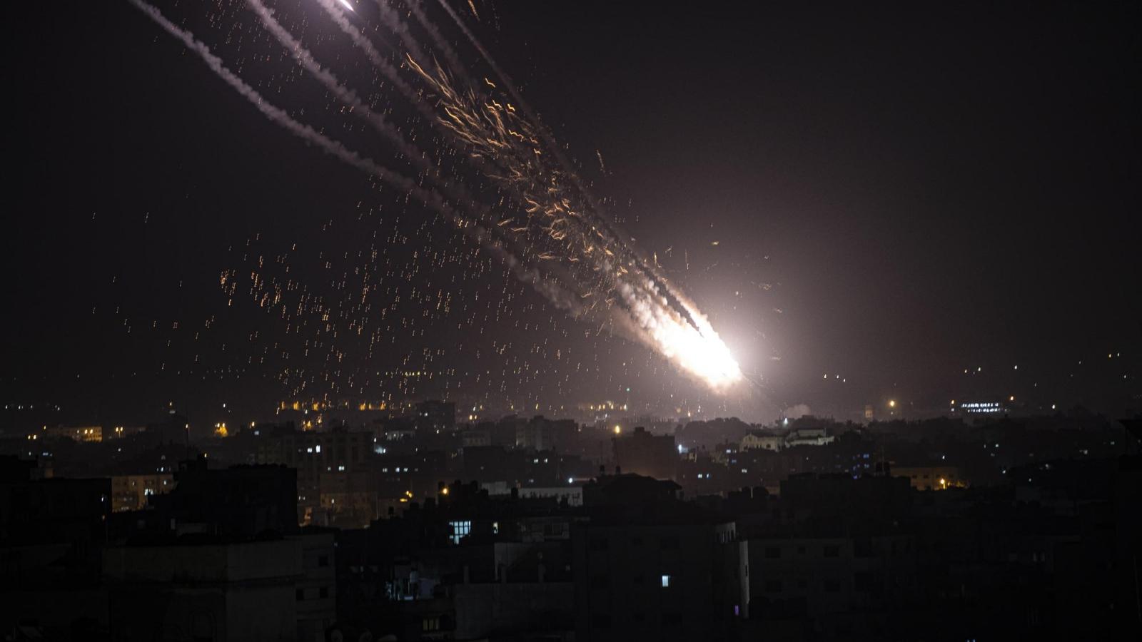 Vì sao Israel tấn công hệ thống đường hầm của Hamas ở Dải Gaza?