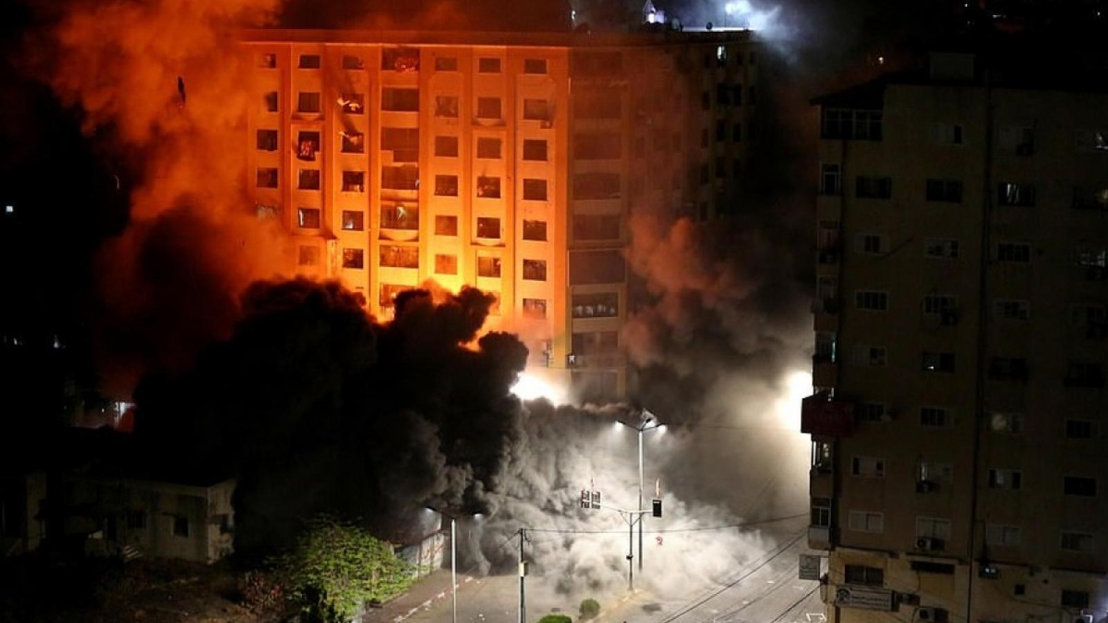 Hội đồng Bảo an họp khẩn trước những diễn biến căng thẳng giữa Israel và Palestine