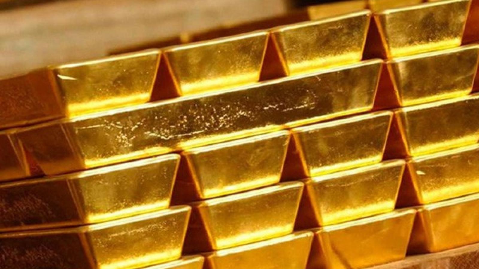 Chỉ số giá vàng tháng 5 tăng 1,68% so với tháng trước