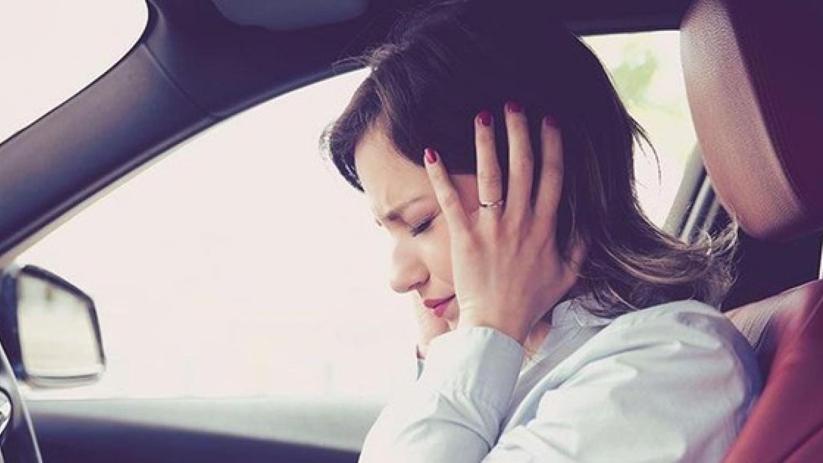 Cách khắc phục ô tô bị rung, ồn