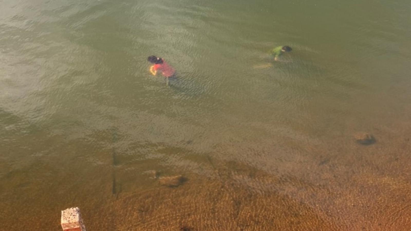 Lại xảy ra đuối nước khiến hai chị em thiệt mạng