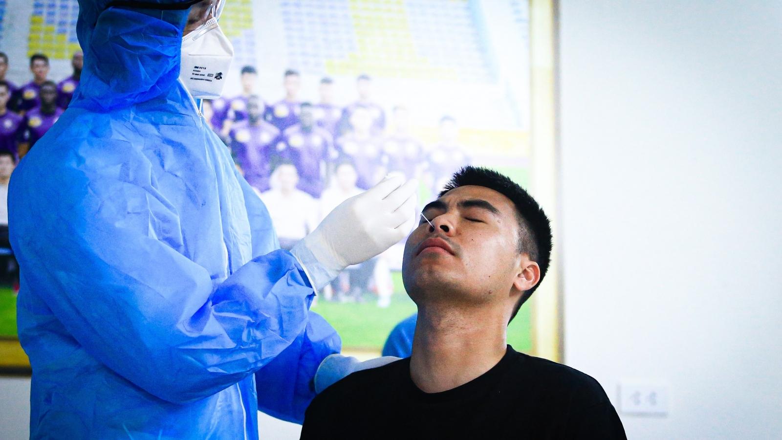 Hà Nội FC hoãn lịch tiêm vaccine ngừa Covid-19