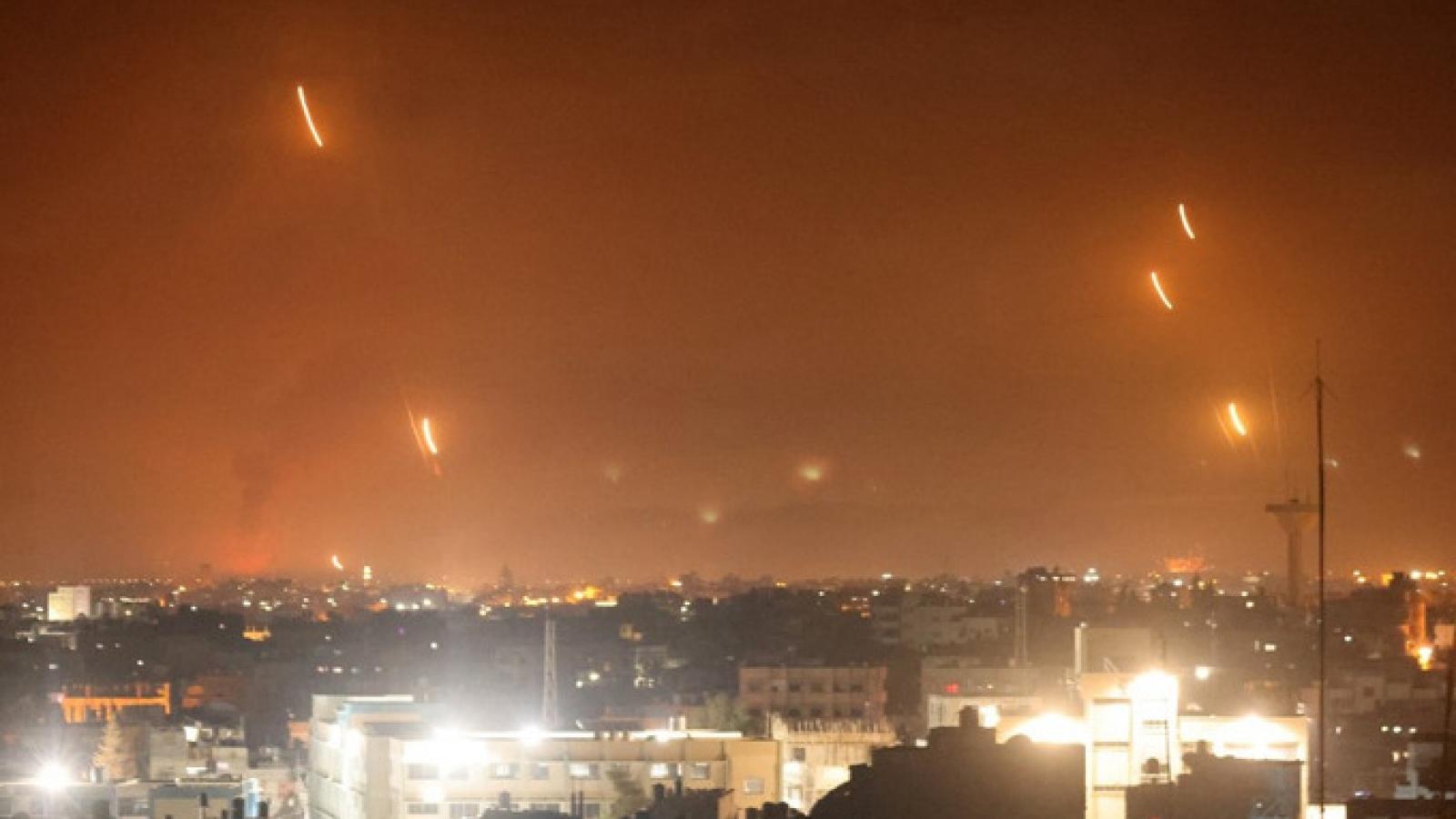 """Trung Đông tạm yên tiếng súng, ngoại giao """"trở lại tuyến đầu"""""""