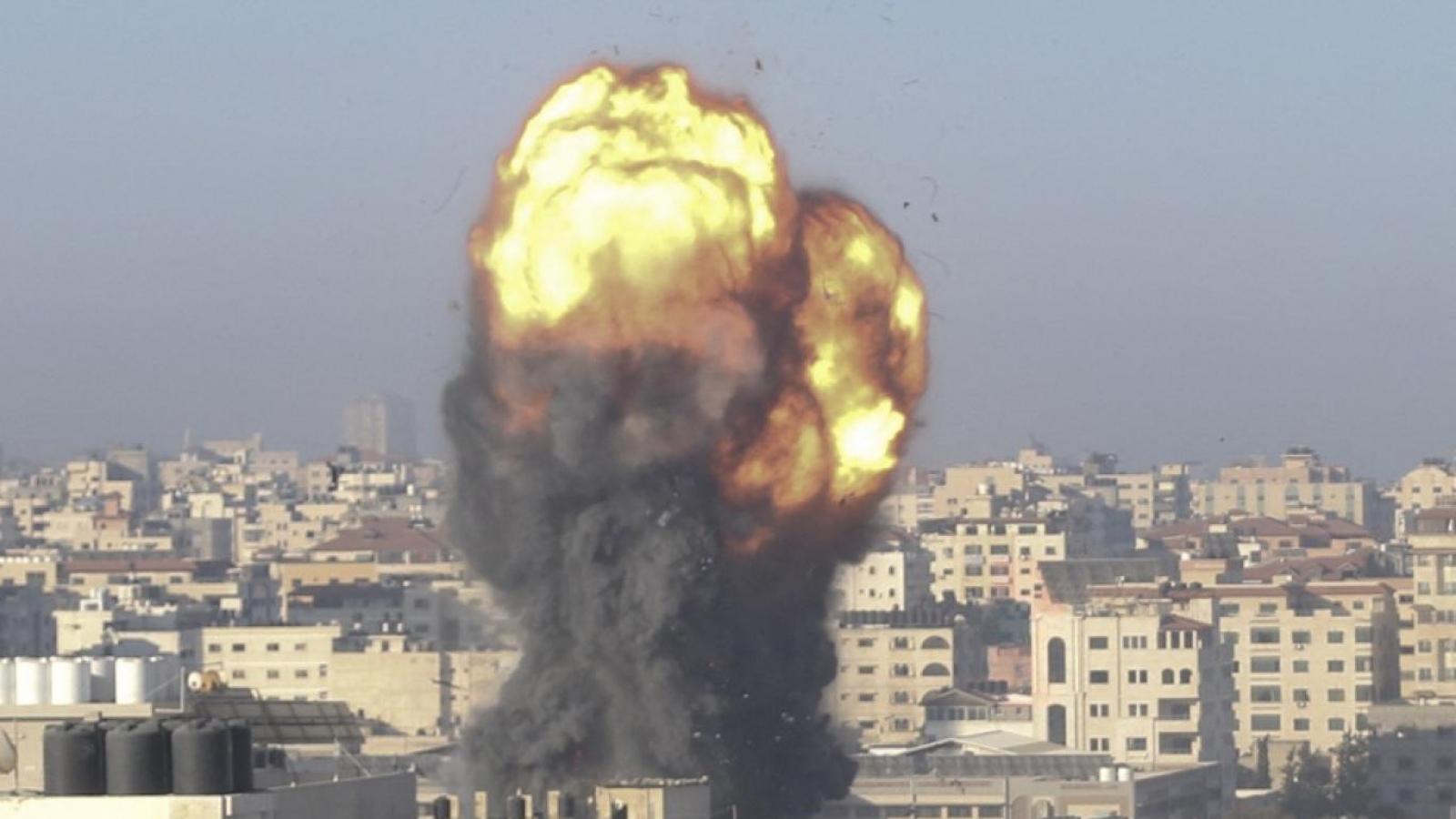 Quốc tế nỗ lực hòa giải, xung đột Israel-Palestine có thể sắp hạ nhiệt