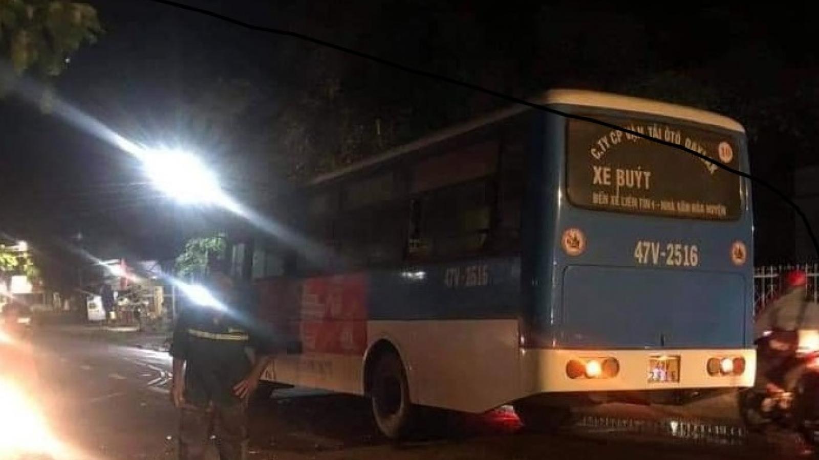 Đắk Lắk: Va chạm với xe buýt, hai nam thanh niên tử vong tại chỗ