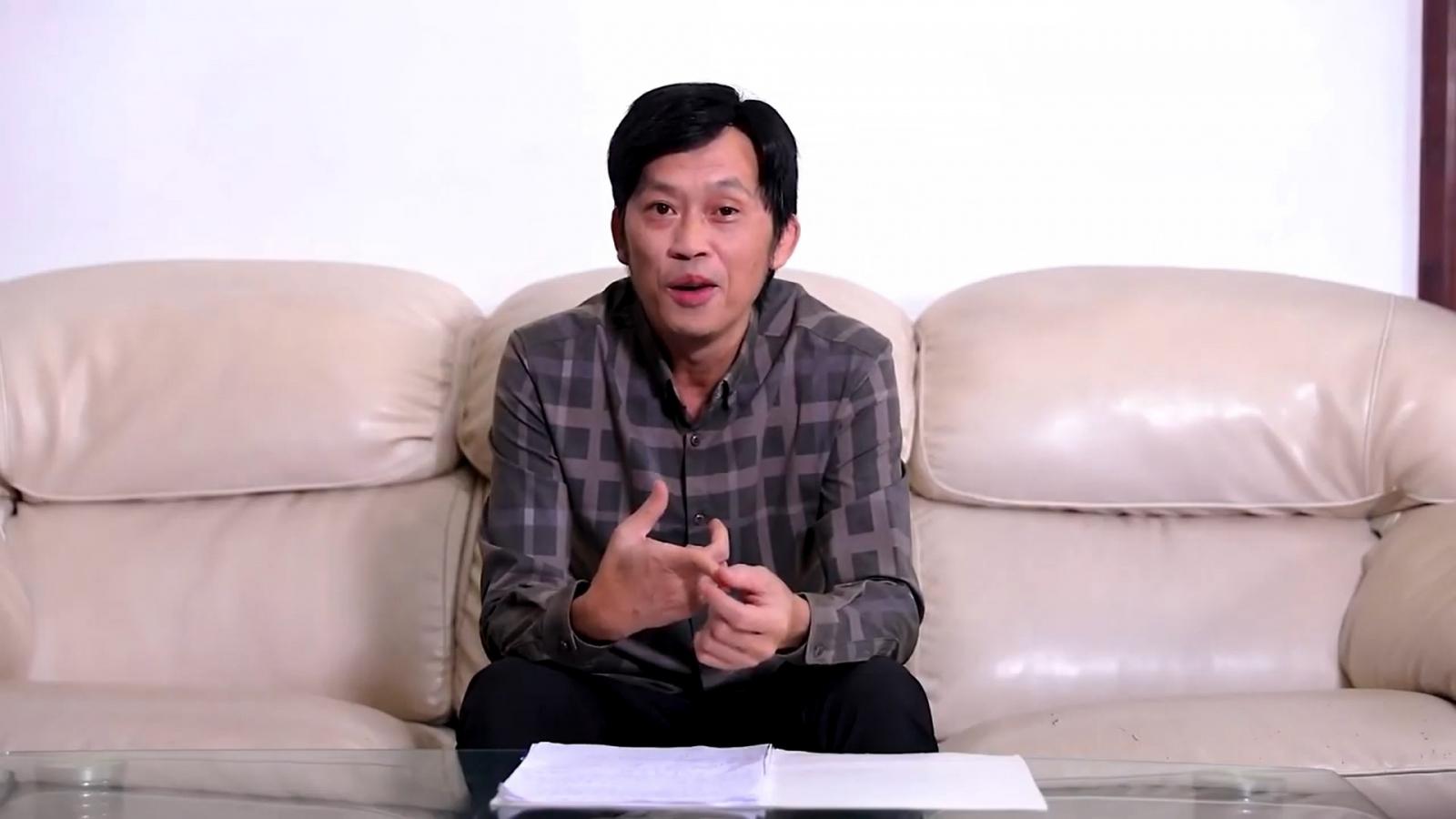 """Hoài Linh đăng clip trần tình """"không biển thủ hơn 13 tỷ đồng"""""""