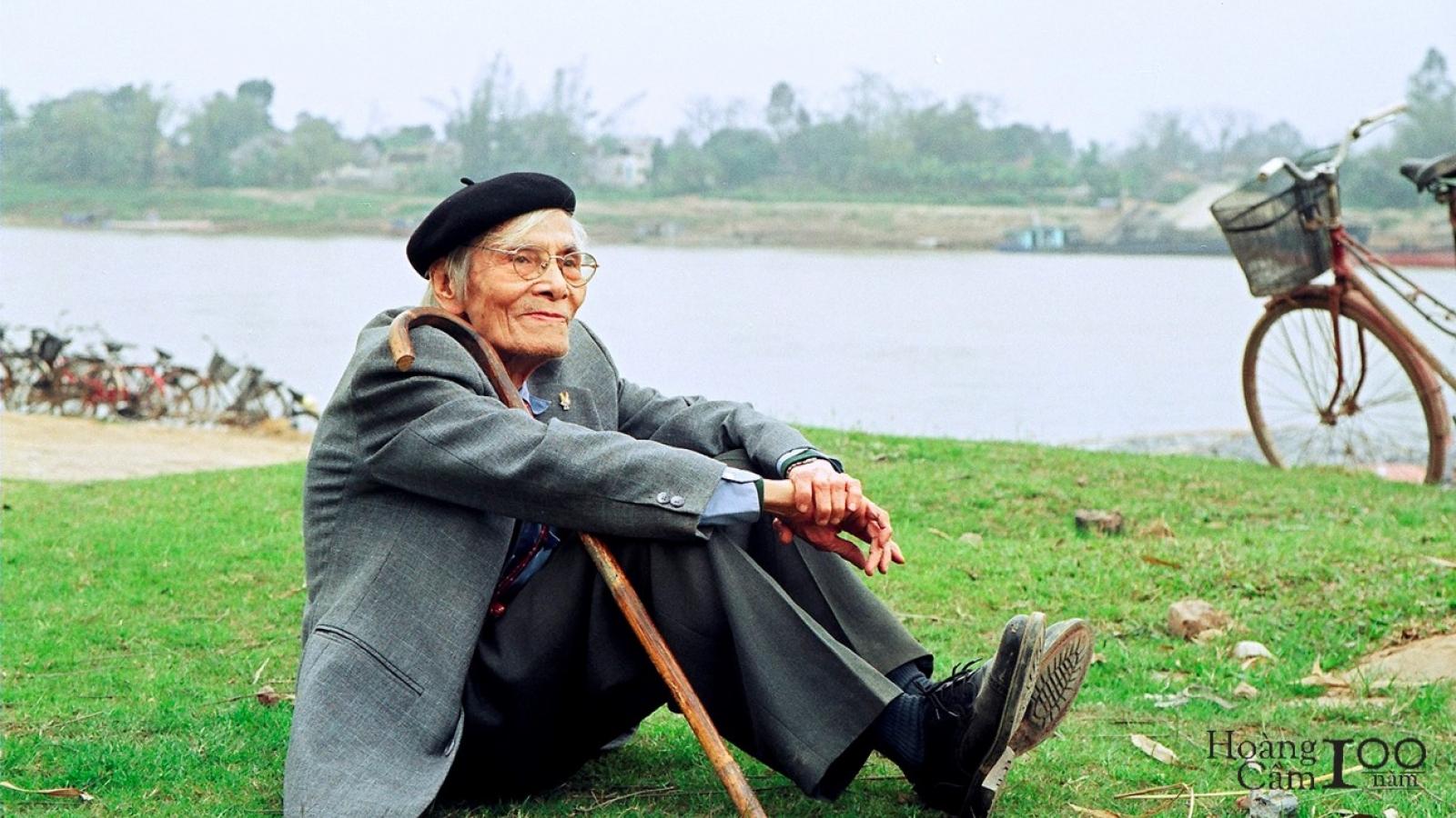 Chuỗi sự kiện kỷ niệm 100 năm ngày sinh thi sỹ Hoàng Cầm