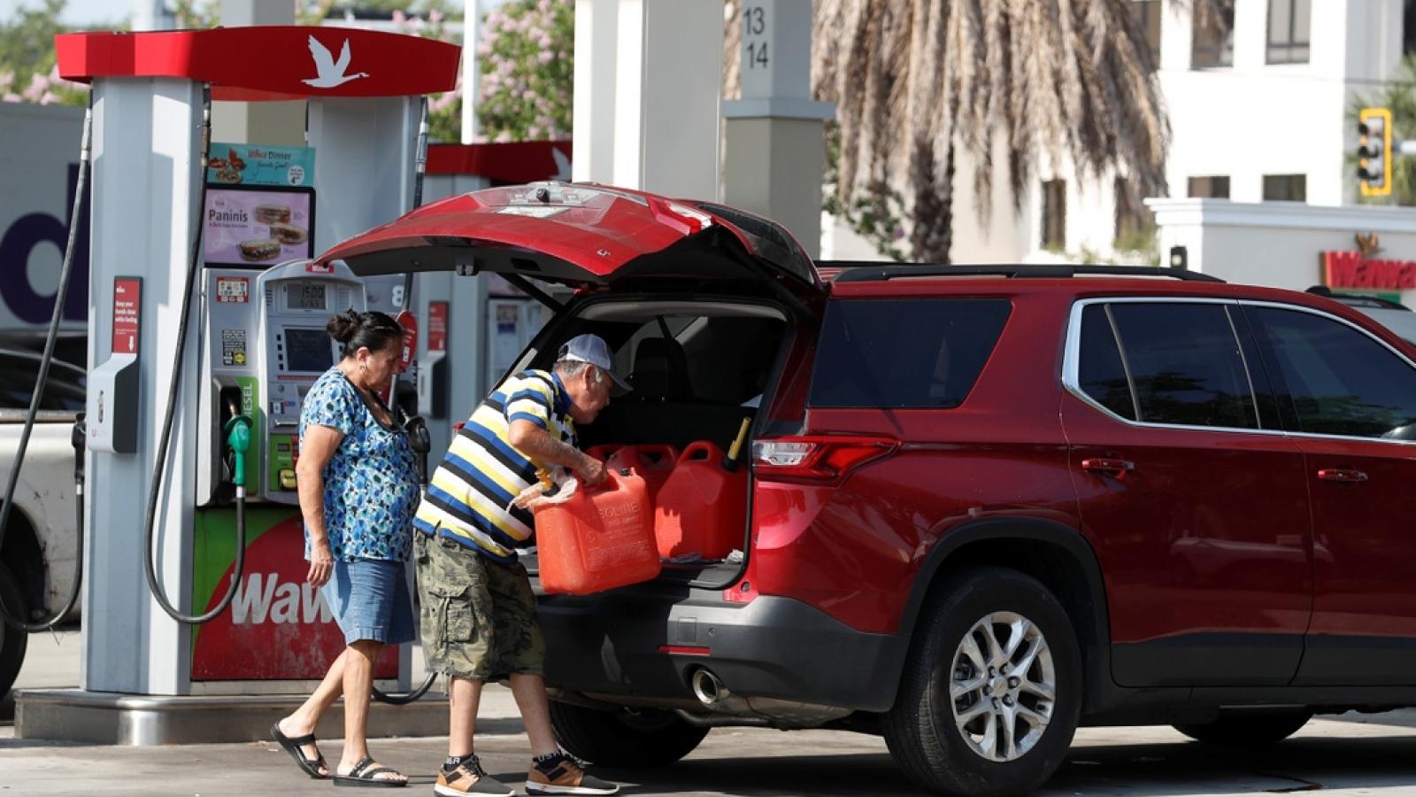 Tình trạng thiếu xăng dầu tại Mỹ có thể kéo dài vài ngày tới