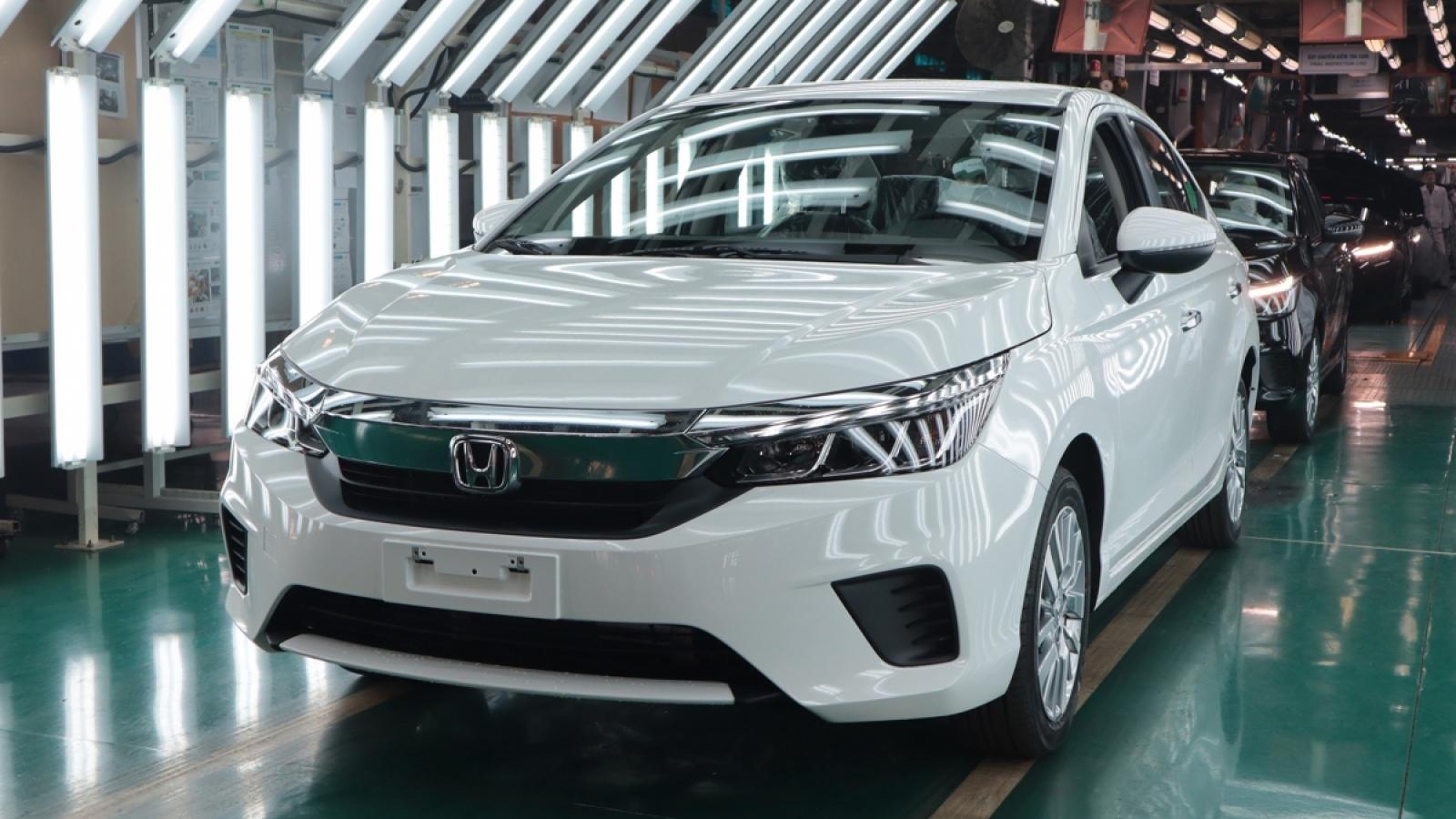 Honda Ô tô Việt Nam nỗ lực vượt qua các khó khăn bất chấp đại dịch và hạn chế nguồn cung
