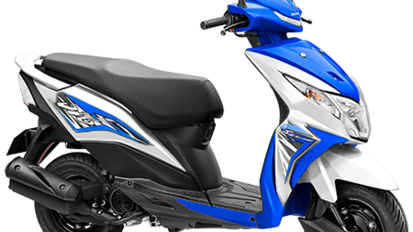 Xe tay ga giá rẻ Honda Dio 2021 giá chỉ từ 24 triệu đồng