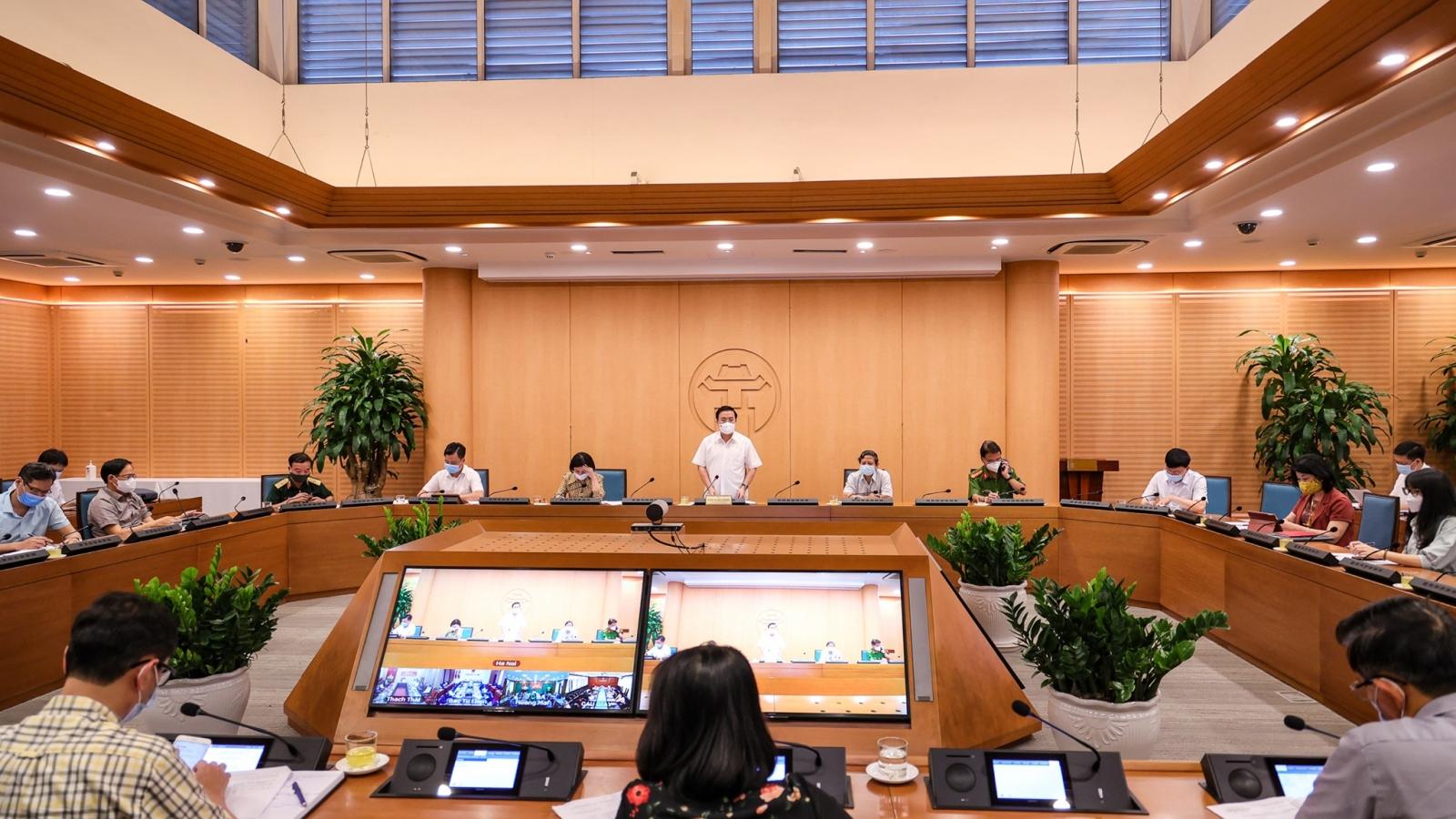 Hà Nội lập danh sách, quản lý chặt hơn 6.300 người làm việc ở Bắc Giang và Bắc Ninh