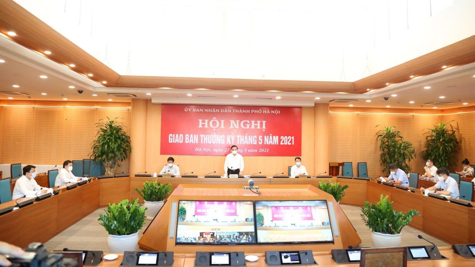 Chủ tịch Hà Nội cảm ơn người dân, tiểu thương đã thực hiện nghiêm Công điện 11