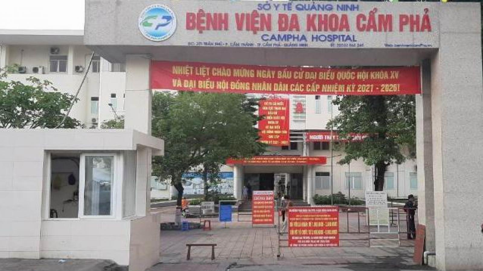 Hai nhân viên y tế tại Quảng Ninh bị kỷ luật do vi phạm quy định phòng chống dịch