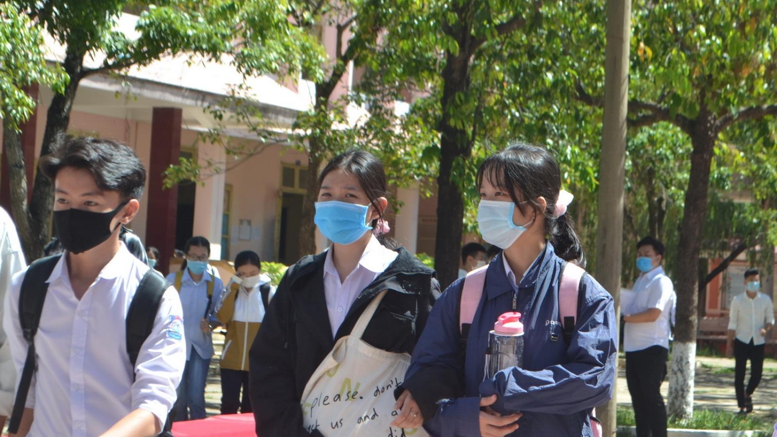 Quảng Bình cho học sinh nghỉ học từ ngày 11/5