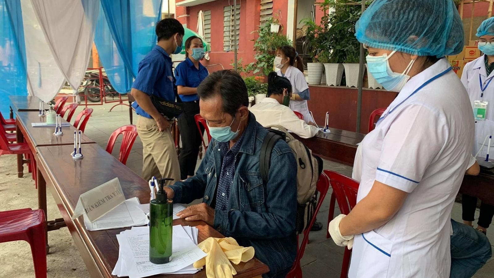 Tuyến đầu ở Thừa Thiên - Huế khẩn trương chống dịch