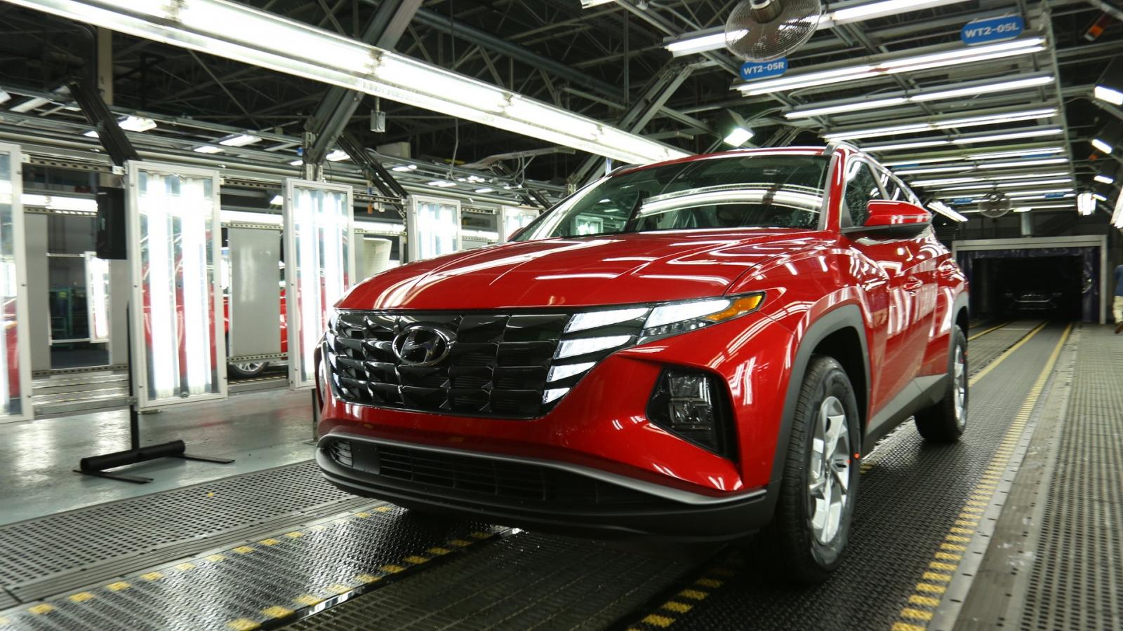 Hyundai đầu tư hơn 7 tỷ USD để phát triển xe điện tại Mỹ