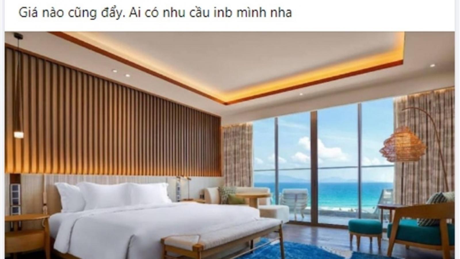 """Voucher khách sạn cao cấp bị """"mắc cạn"""", đồng loạt thanh lý giá rẻ vẫn ế ẩm"""