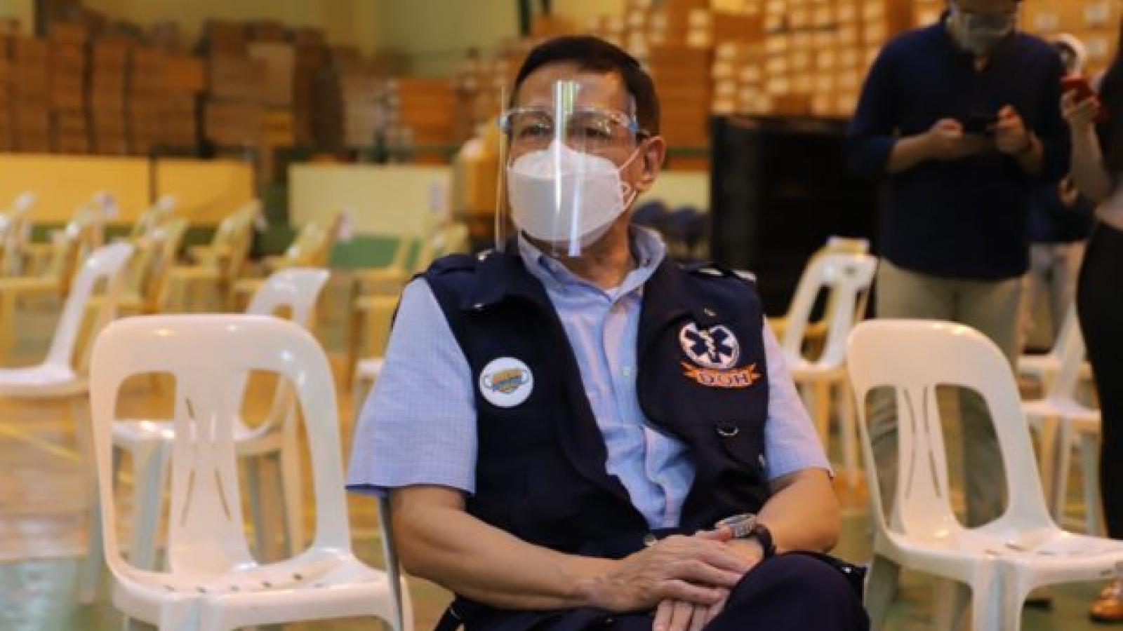 Số người tử vong do Covid-19 tại Philippines tăng kỷ lục