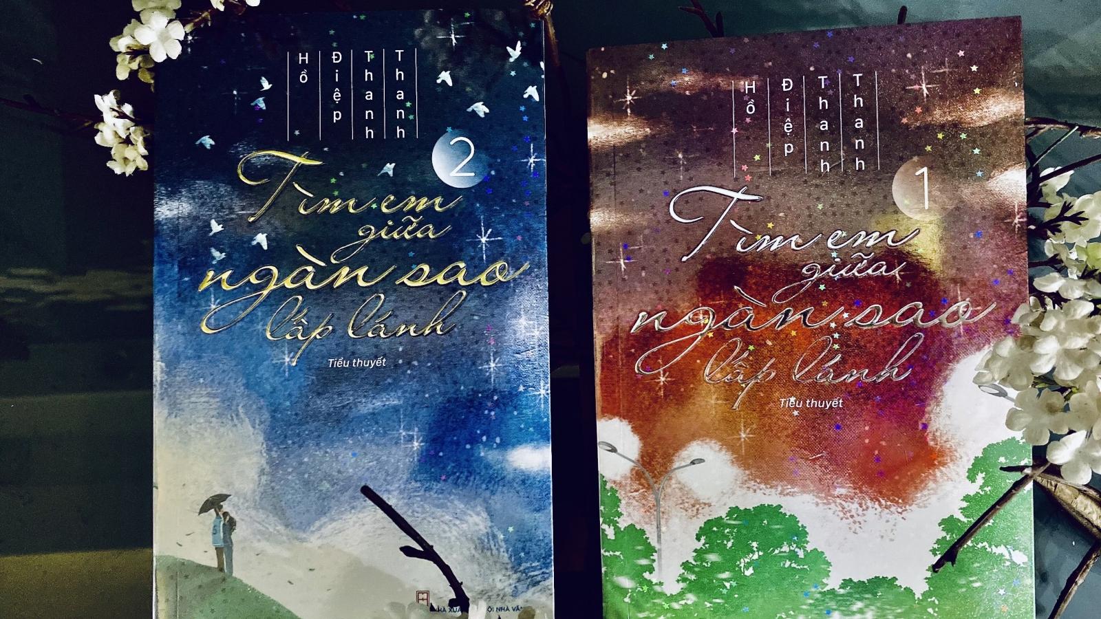 """""""Tìm em giữa ngàn sao lấp lánh"""": Tiểu thuyết lay động về tình yêu của cô gái bị ung thư"""