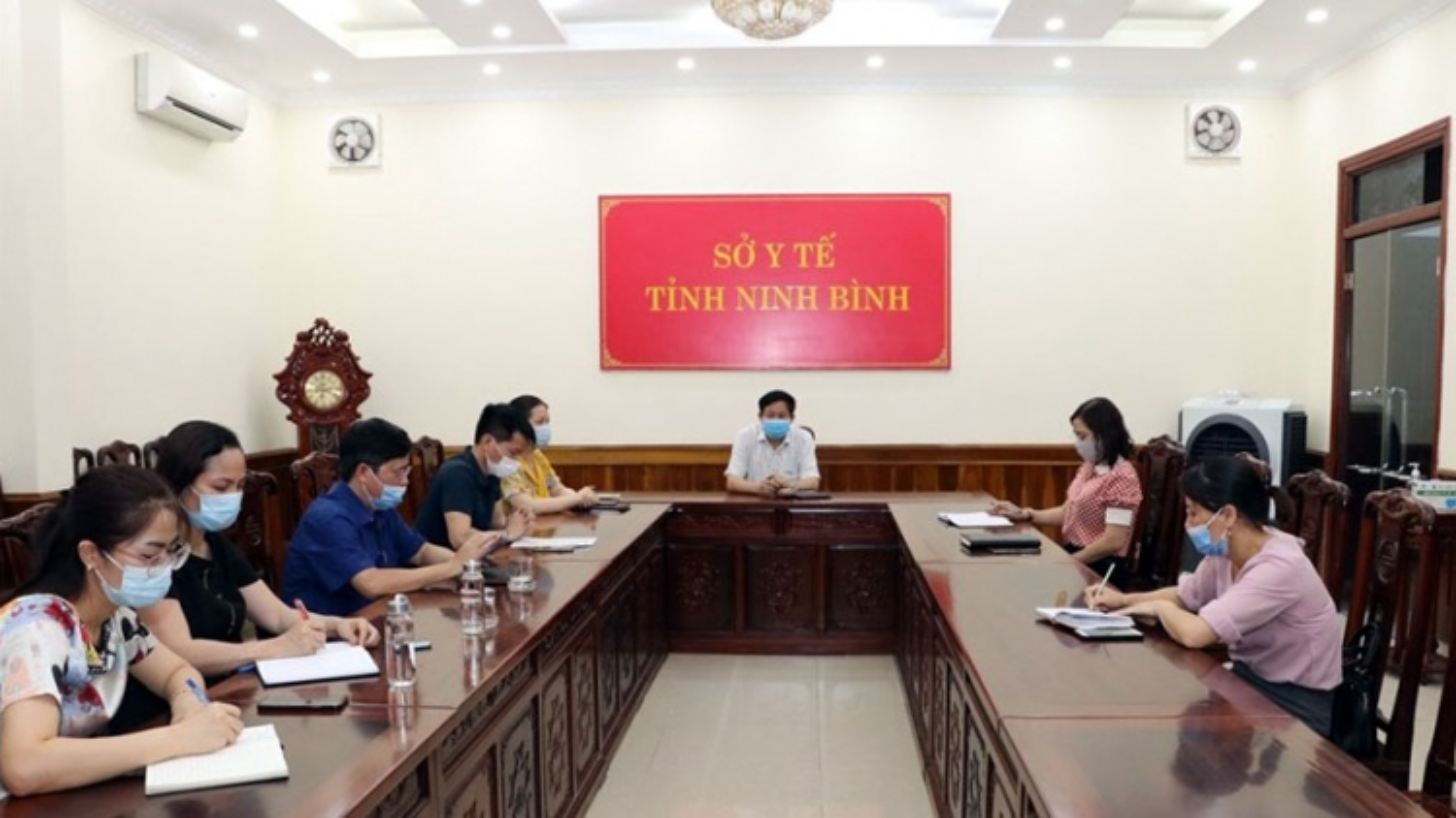 2 ca mắc Covid-19 ở Ninh Bình đã từng được cách ly tại Hà Nội