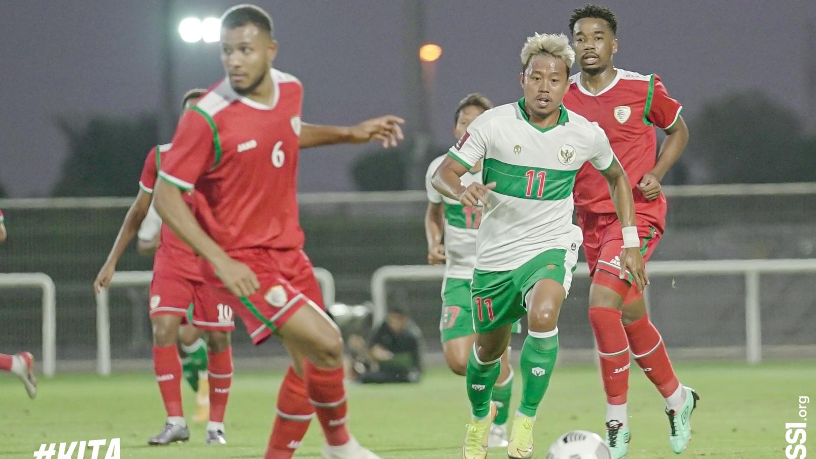 Indonesia liên tiếp thua trận trước khi gặp ĐT Việt Nam