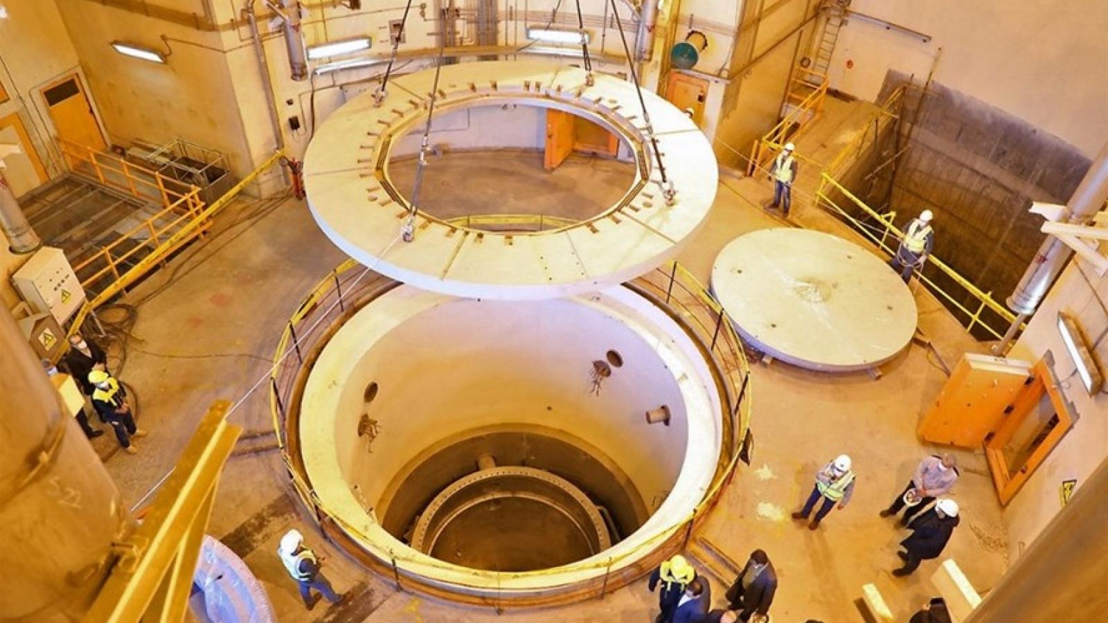 Đàm phán hạt nhân đạt tiến bộ, Mỹ và Iran sắp quay trở lại JCPOA?