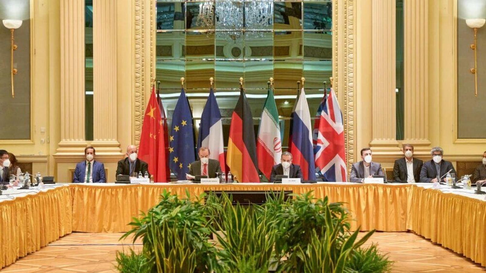 Iran đạt được các bước tiến trong đàm phán thỏa thuận hạt nhân và ngoại giao khu vực