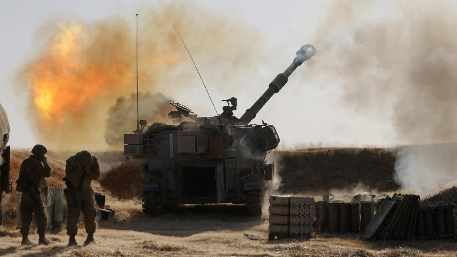 Israel đối mặt với thách thức chưa từng có giữa lúc xung đột leo thang với Palestine