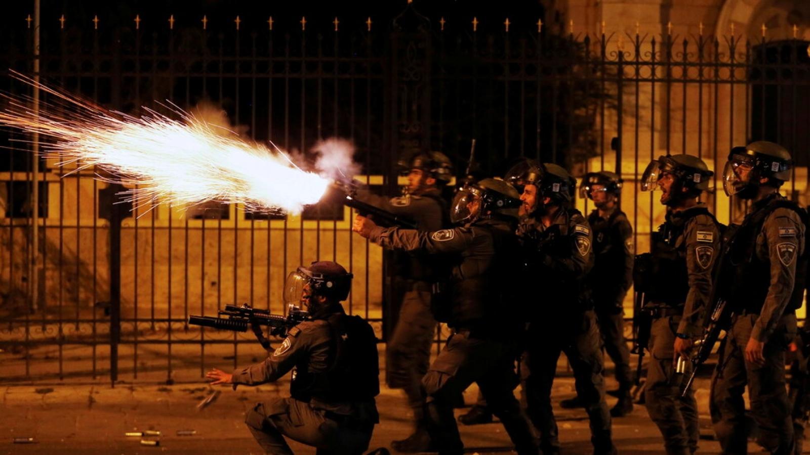 Căng thẳng leo thang ở Gaza và Jerusalem