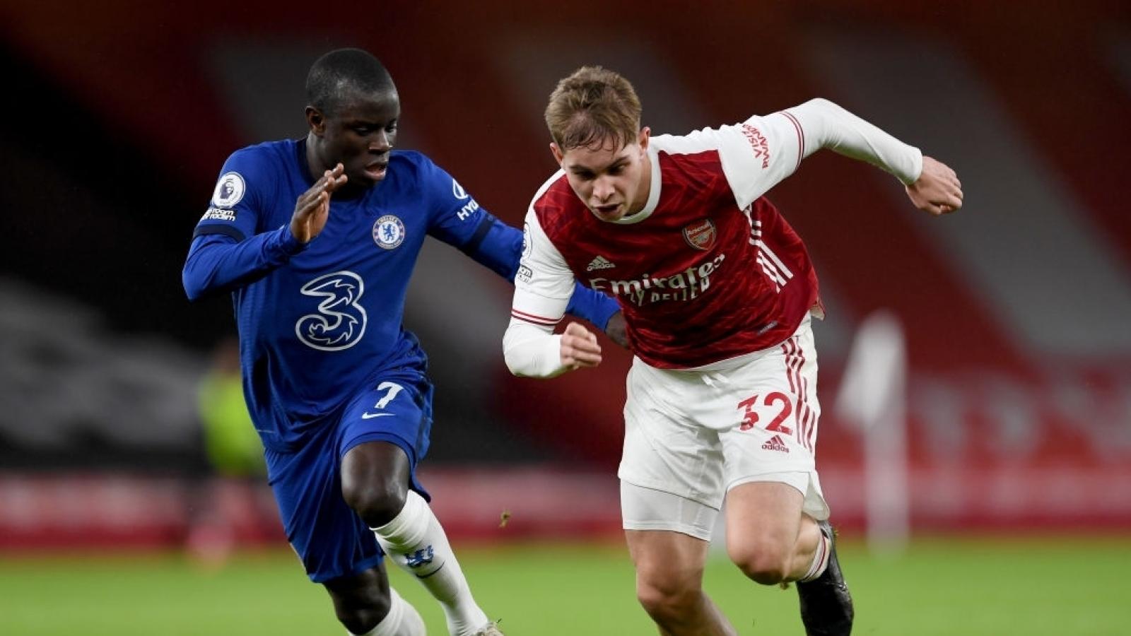 Lịch thi đấu bóng đá hôm nay 12/5: Chelsea đại chiến Arsenal